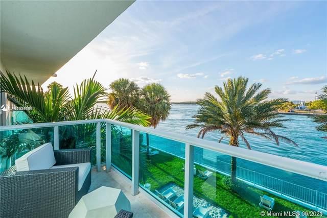 290 Bal Bay #302, Bal Harbour, FL 33154 (MLS #A11056489) :: Miami Villa Group