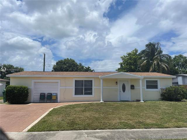 4441 NW 23rd Ct, Lauderhill, FL 33313 (MLS #A11056503) :: Podium Realty Group Inc