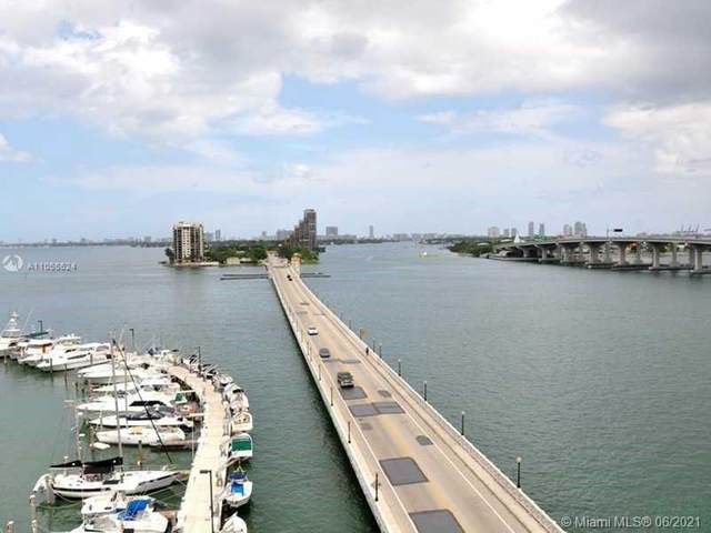 555 NE 15th St 33F, Miami, FL 33132 (MLS #A11056524) :: Dalton Wade Real Estate Group