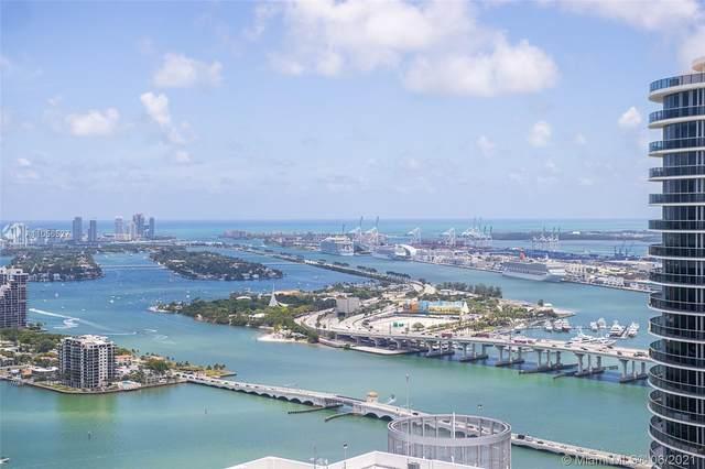 1900 N Bayshore Dr #4811, Miami, FL 33132 (MLS #A11056527) :: The Rose Harris Group