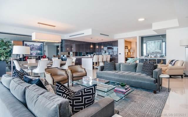 3300 NE 188th St #609, Aventura, FL 33180 (MLS #A11056545) :: Carole Smith Real Estate Team