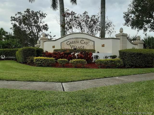 6723 Old Farm Trl, Boynton Beach, FL 33437 (MLS #A11056550) :: The Riley Smith Group