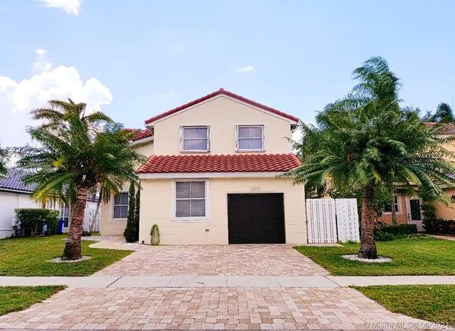 2173 NW 191st Ave, Pembroke Pines, FL 33029 (MLS #A11056560) :: Podium Realty Group Inc