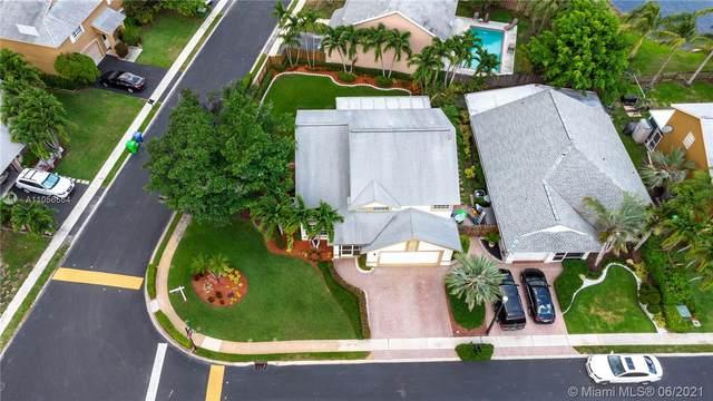 12275 NW 31st St, Sunrise, FL 33323 (MLS #A11056564) :: The Teri Arbogast Team at Keller Williams Partners SW