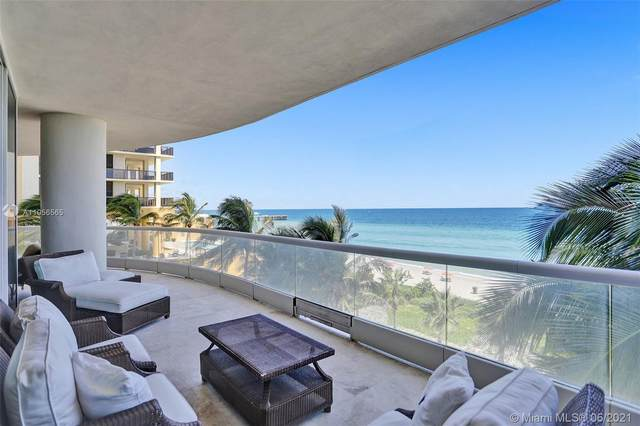 16051 Collins Ave #504, Sunny Isles Beach, FL 33160 (MLS #A11056565) :: The Teri Arbogast Team at Keller Williams Partners SW