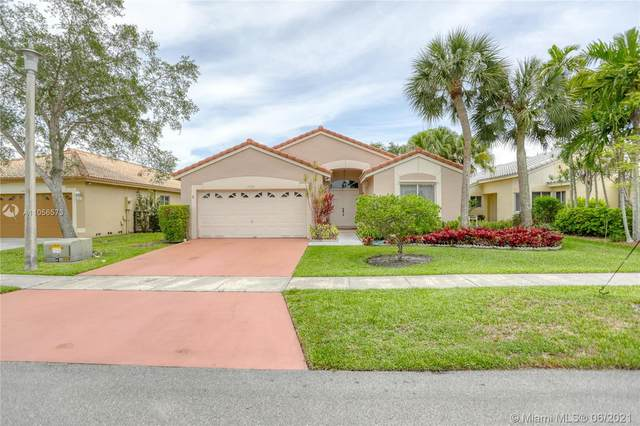 17850 NW 19th St, Pembroke Pines, FL 33029 (MLS #A11056573) :: The Riley Smith Group