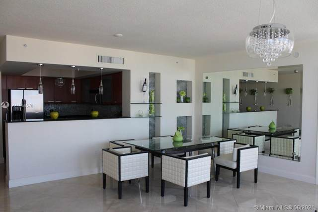 16699 Collins Ave #1607, Sunny Isles Beach, FL 33160 (MLS #A11056576) :: Berkshire Hathaway HomeServices EWM Realty