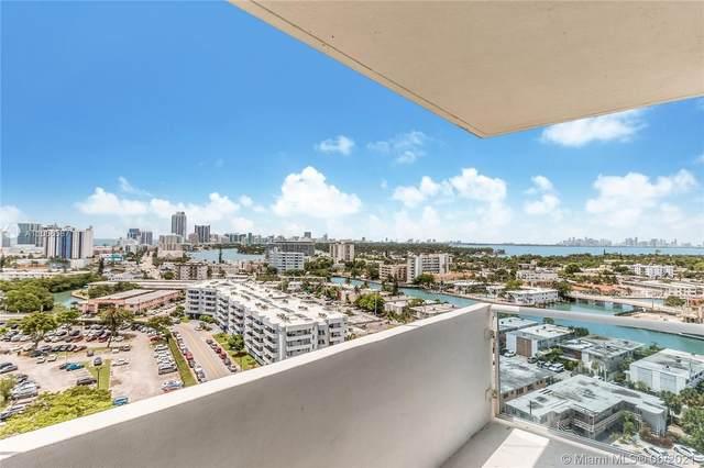 7441 Wayne Ave 14R, Miami Beach, FL 33141 (MLS #A11056587) :: Podium Realty Group Inc