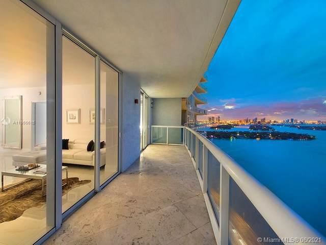 450 Alton Rd #3306, Miami Beach, FL 33139 (MLS #A11056615) :: The Howland Group
