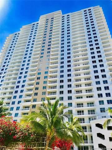 801 Brickell Key Blvd #3110, Miami, FL 33131 (MLS #A11056637) :: The Howland Group