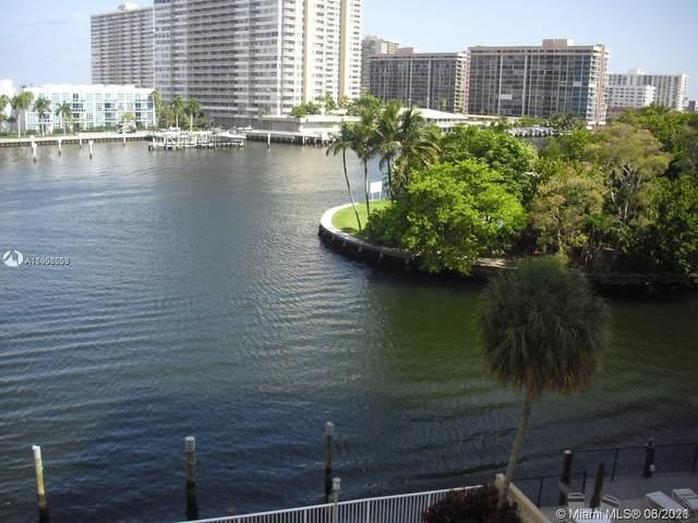 121 Golden Isles Dr #407, Hallandale Beach, FL 33009 (MLS #A11056653) :: Castelli Real Estate Services