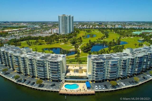 300 Diplomat Pkwy #205, Hallandale Beach, FL 33009 (MLS #A11056700) :: Castelli Real Estate Services