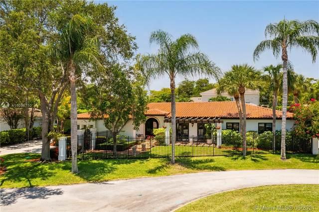 12510 Ramiro St, Coral Gables, FL 33156 (MLS #A11056710) :: Green Realty Properties