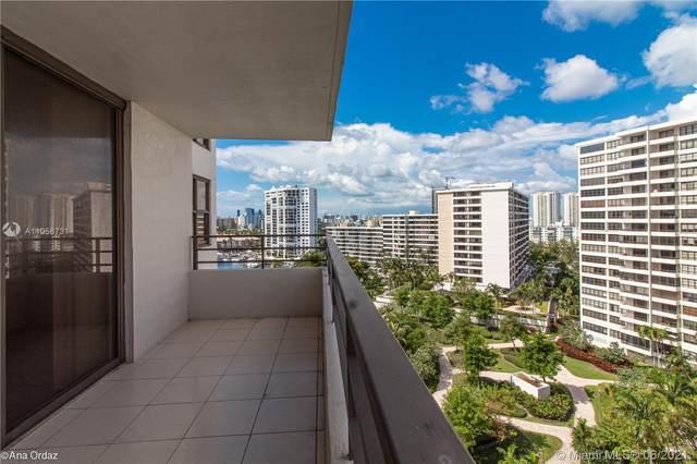 2500 Parkview Dr #1414, Hallandale Beach, FL 33009 (#A11056731) :: Dalton Wade