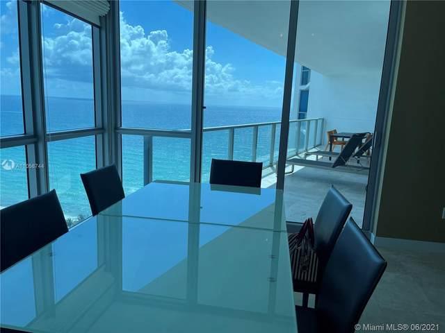 3101 S Ocean Dr #1903, Hollywood, FL 33019 (MLS #A11056744) :: Castelli Real Estate Services