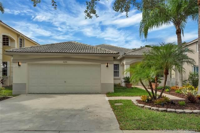 4090 Staghorn Ln, Weston, FL 33331 (MLS #A11056751) :: Castelli Real Estate Services