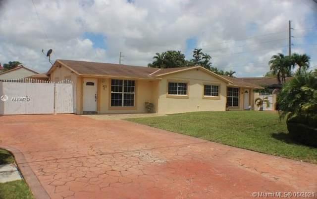 420 SW 80th Ave, Miami, FL 33144 (#A11056790) :: Posh Properties
