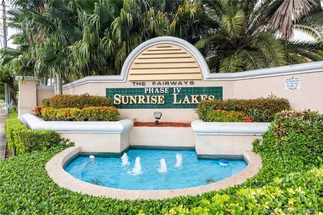 10368 NW 24th Pl #103, Sunrise, FL 33322 (MLS #A11056814) :: Search Broward Real Estate Team