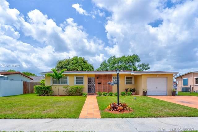 8860 SW 18th Ter, Miami, FL 33165 (MLS #A11056872) :: Prestige Realty Group