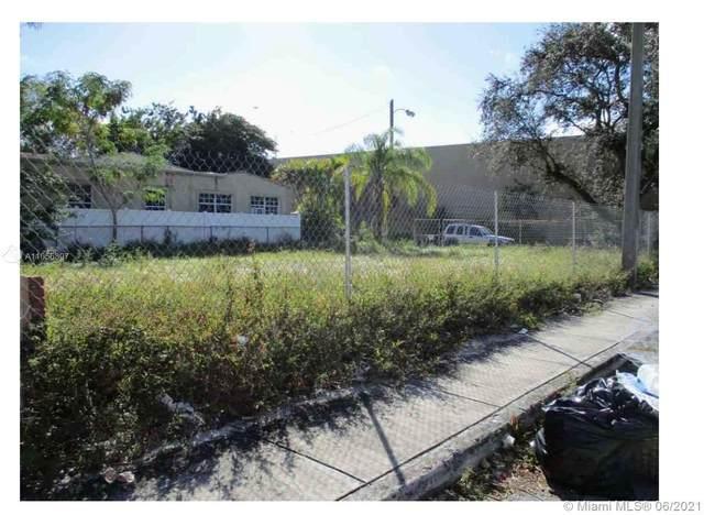 4727 NW 6th Ave, Miami, FL 33127 (MLS #A11056897) :: Natalia Pyrig Elite Team | Charles Rutenberg Realty