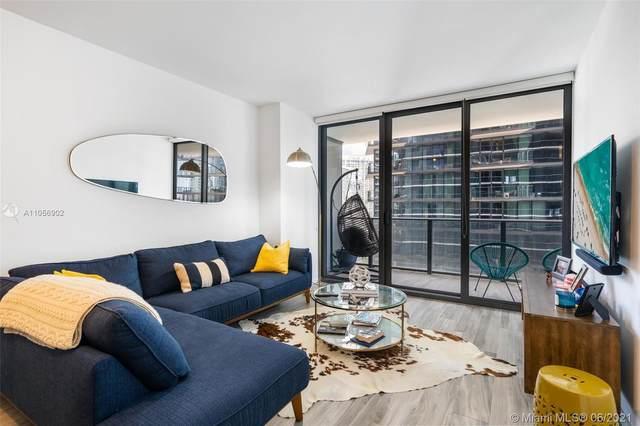 801 S Miami Ave #1707, Miami, FL 33130 (MLS #A11056902) :: Carole Smith Real Estate Team