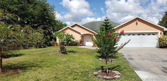 1070 Castleton Terrace, La Belle, FL 33935 (MLS #A11056999) :: Equity Advisor Team