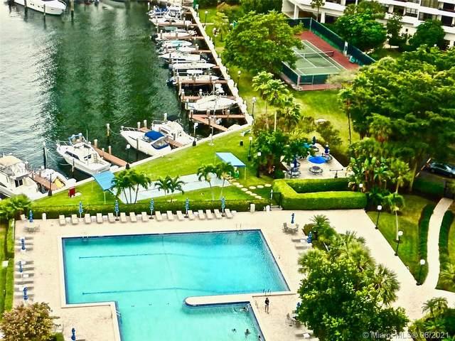 2500 Parkview Dr #2020, Hallandale Beach, FL 33009 (#A11057009) :: Dalton Wade