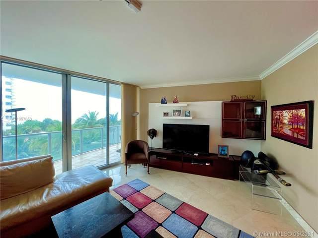 3101 S Ocean Dr #407, Hollywood, FL 33019 (MLS #A11057053) :: Prestige Realty Group