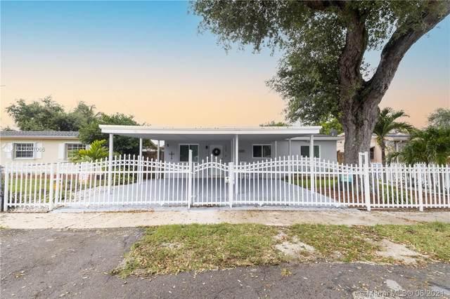 1380 NE 154th St, North Miami Beach, FL 33162 (MLS #A11057066) :: Natalia Pyrig Elite Team | Charles Rutenberg Realty