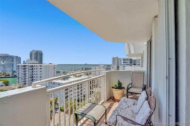 1621 Bay Rd #1006, Miami Beach, FL 33139 (MLS #A11057067) :: Search Broward Real Estate Team