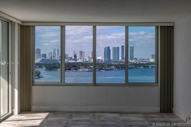 1200 West Ave #1506, Miami Beach, FL 33139 (MLS #A11057098) :: Search Broward Real Estate Team