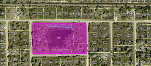 Cadis Estates Lake Cadis Estates C/E, Lehigh Acres, FL 33974 (MLS #A11057105) :: Onepath Realty - The Luis Andrew Group
