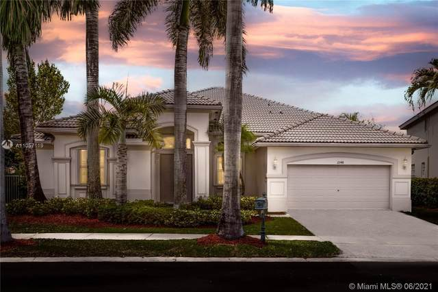 2348 Quail Roost Dr, Weston, FL 33327 (MLS #A11057119) :: The Riley Smith Group