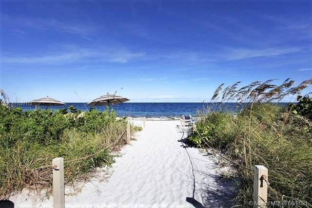 1121 Crandon Blvd F1004, Key Biscayne, FL 33149 (MLS #A11057133) :: Castelli Real Estate Services