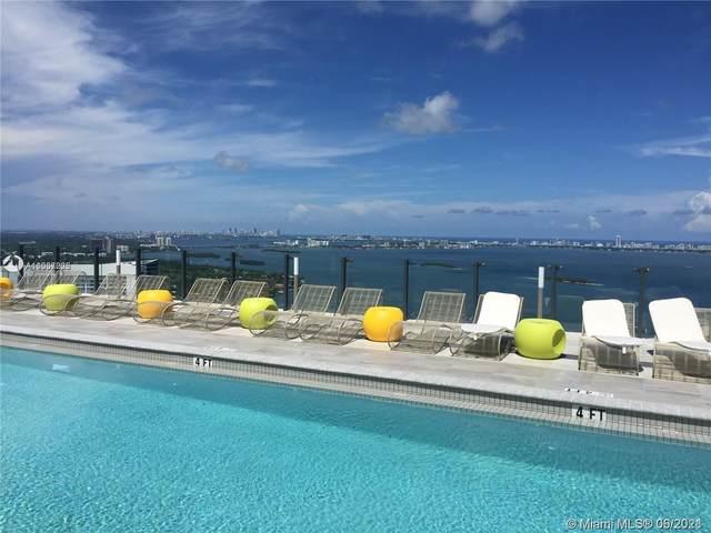 501 NE 31st St #1508, Miami, FL 33137 (MLS #A11057235) :: The Rose Harris Group