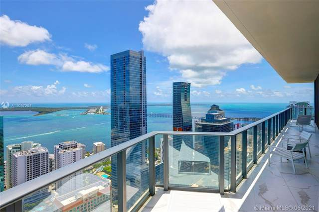 1300 S Miami Ave Ph5005, Miami, FL 33130 (MLS #A11057264) :: The Howland Group