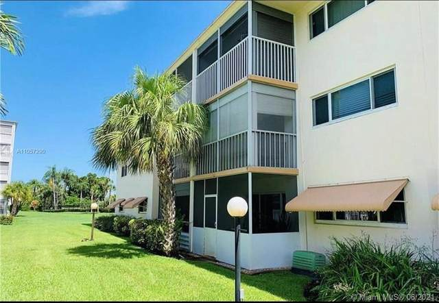 981 Hillcrest Ct #205, Hollywood, FL 33021 (MLS #A11057290) :: Castelli Real Estate Services
