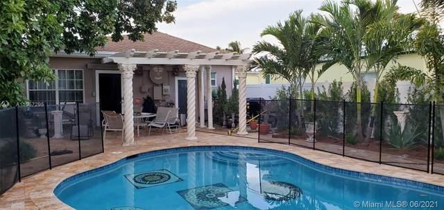 1608 Jefferson St, Hollywood, FL 33020 (MLS #A11057295) :: Vigny Arduz | RE/MAX Advance Realty