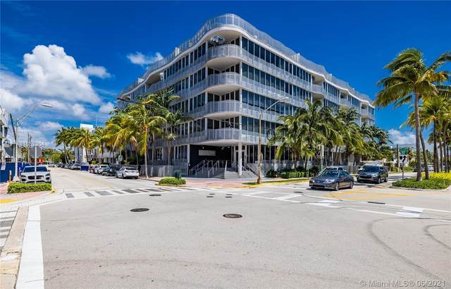 2100 Park Ave #206, Miami Beach, FL 33139 (MLS #A11057304) :: Douglas Elliman