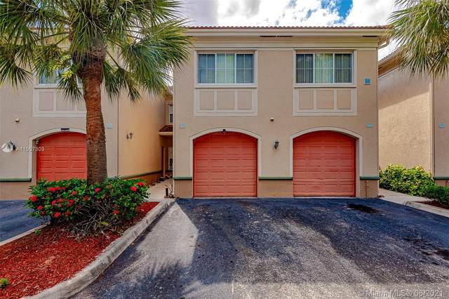 2439 Centergate Dr #103, Miramar, FL 33025 (MLS #A11057309) :: Prestige Realty Group
