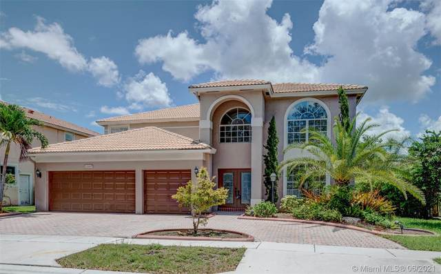 12669 NW 18th Manor, Pembroke Pines, FL 33028 (MLS #A11057352) :: The Teri Arbogast Team at Keller Williams Partners SW
