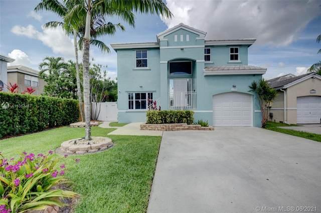 3120 Cape Cir, Margate, FL 33063 (MLS #A11057487) :: The Riley Smith Group