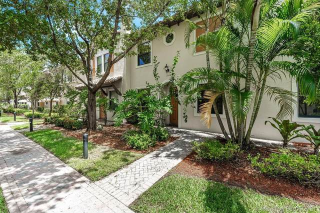12610 NW 32nd Ct #12610, Sunrise, FL 33323 (MLS #A11057541) :: The Teri Arbogast Team at Keller Williams Partners SW