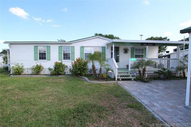 1604 Chobee Street, Bulkhead Ridge, FL 34974 (MLS #A11057565) :: Natalia Pyrig Elite Team | Charles Rutenberg Realty