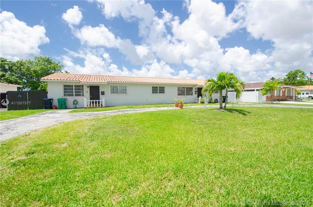 7992 Grand Canal Dr, Miami, FL 33144 (MLS #A11057577) :: Green Realty Properties