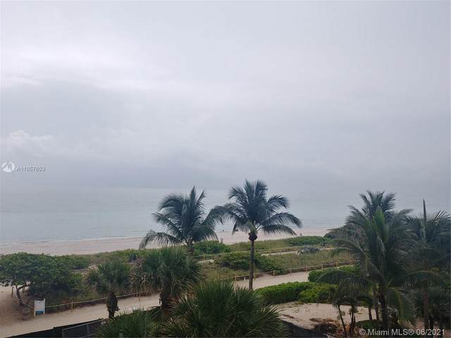 8925 Collins Ave 4B, Surfside, FL 33154 (MLS #A11057603) :: Miami Villa Group