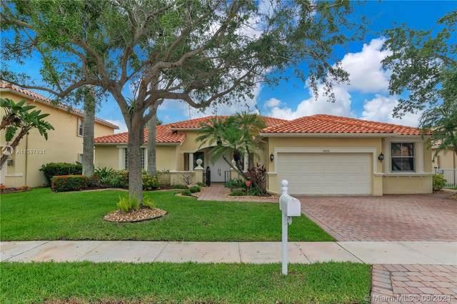 18630 SW 7th St, Pembroke Pines, FL 33029 (MLS #A11057631) :: Equity Realty