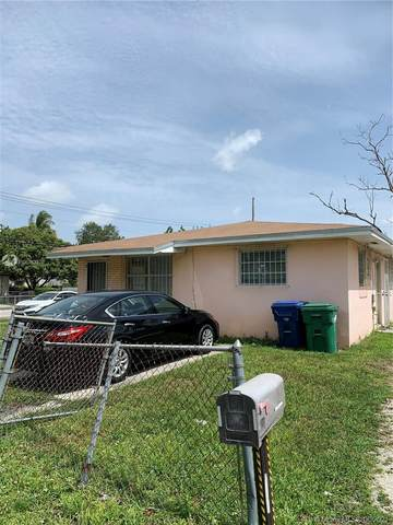 791 NW 102nd St, Miami, FL 33150 (MLS #A11057632) :: The Riley Smith Group