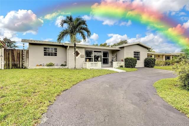 714 S Rainbow Dr, Hollywood, FL 33021 (MLS #A11057636) :: Equity Advisor Team