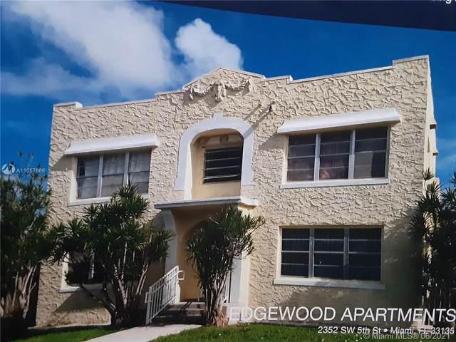 2352 SW 5th St, Miami, FL 33135 (MLS #A11057666) :: Prestige Realty Group